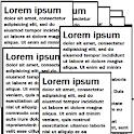 Easy Lorem Ipsum icon