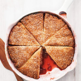 Biscuit-and-Jam Cobbler