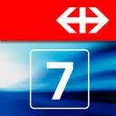gleis7 mobile app icon