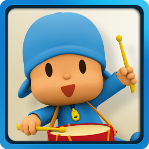 Talk to and play with your friend Pocoyo, with Talking Pocoyo! APK Icon