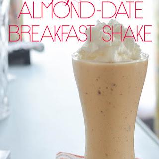 Almond Milk Date Shake Recipes