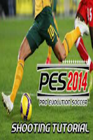 Screenshot of Video Tutorial PES 2014
