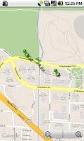 Screenshot of Mobile GPS Tracker