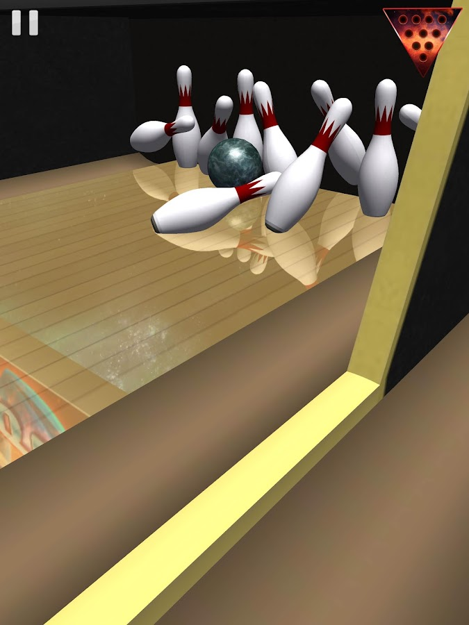 Galaxy Bowling ™ 3D Screenshot 1