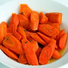 Carrots with Ginger