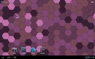 Screenshot of PixelArt Live Wallpaper