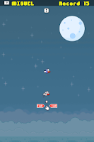 Screenshot of Super Flapping Bird