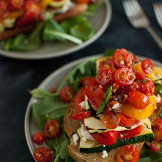 Vegetable Salad Sandwiches Recipes