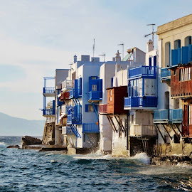 Mikonos by Jose  Olimpio Castro Neto - Landscapes Travel