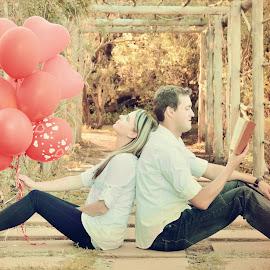 by Annemari Reyneke - People Couples