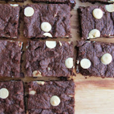 Black and White Chocolate Bar Cookies