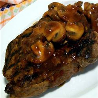 Sassy Steak Marinade and Sauce