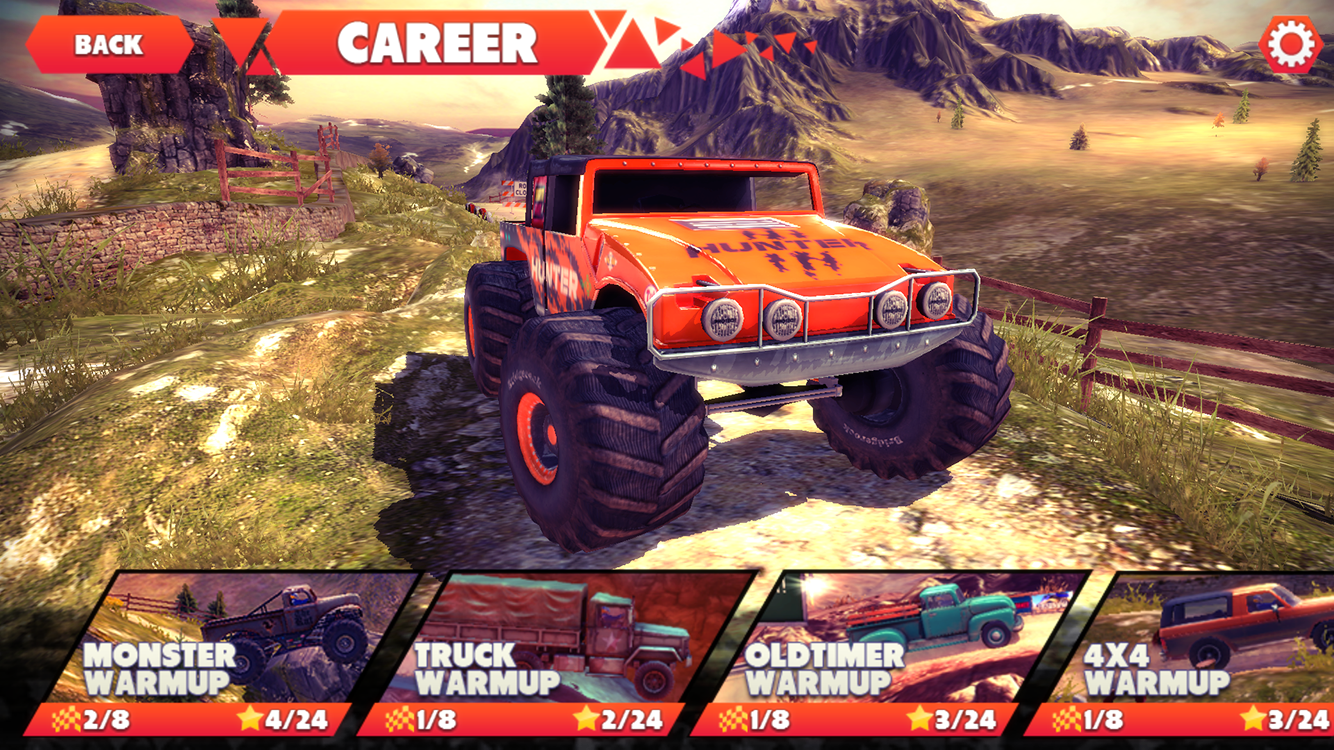 Offroad Legends 2 Screenshot 2
