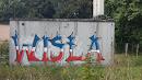 Wisla Mural