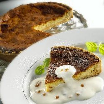 Traditional Curd Tart