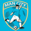 Man City Soccer Diary icon