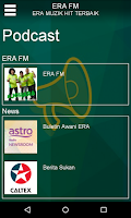 Screenshot of ERA
