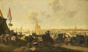 RIJKS: Hendrick de Meijer: painting 1645
