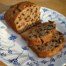 Mum's Fruit Loaf