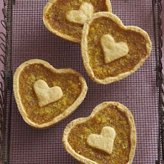 Treacle Tart Hearts