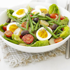 Summer Salad With Anchovy Dressing