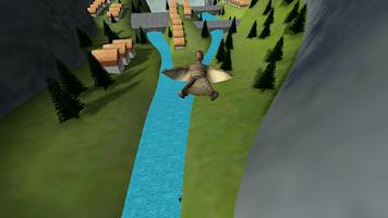 Screenshot of Wingsuit Pro