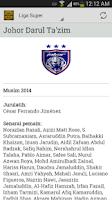 Screenshot of Liga Malaysia 2014