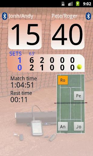 Tennis Remote Score Lite