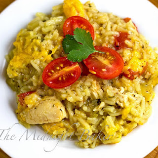 Tex-Mex Chicken & Rice