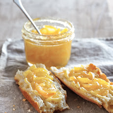 Meyer Lemon-Ginger Marmalade