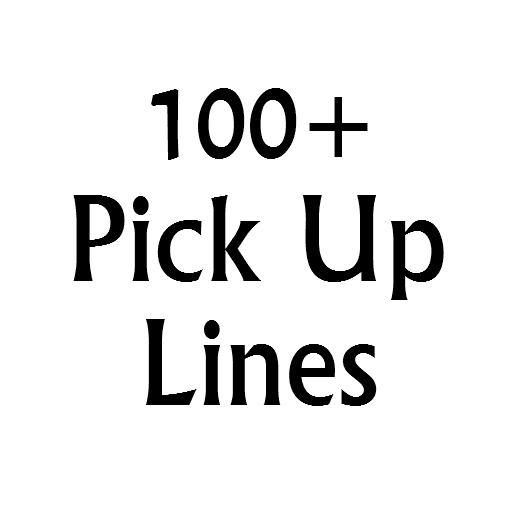 100+ Top Pick Up Lines LOGO-APP點子