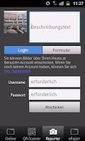 Screenshot of Heute - Die Tageszeitung