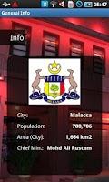 Screenshot of Malacca Travel Guide (Melaka)