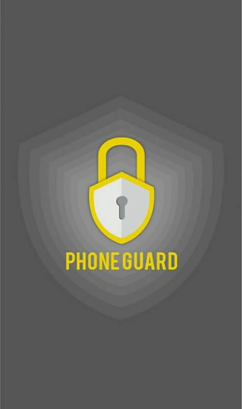 PhoneGuard Screenshot 0