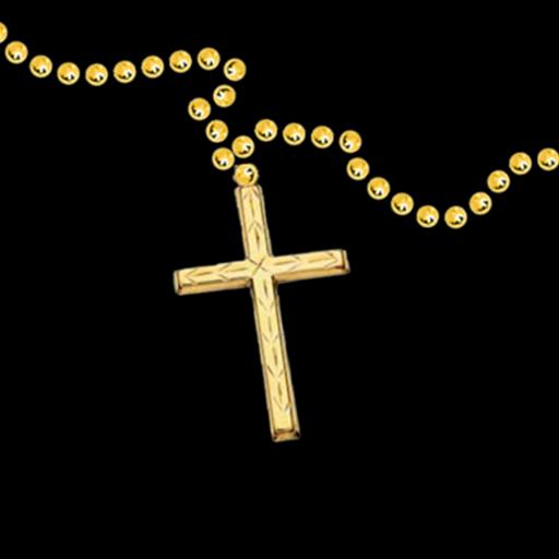 十字架項鍊動態壁紙 個人化 LOGO-阿達玩APP