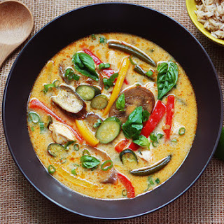 Coconut And Lemongrass Curry Recipes