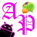 GOSMS Theme - AdeaPink icon