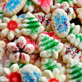 Spritz Cookies Flavors Recipes