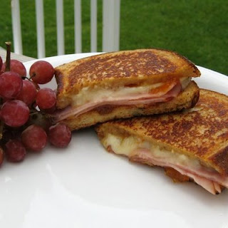 Sophisticated Grilled Cheese