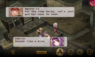 Screenshot of RPG Blazing Souls Accelate