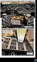 Screenshot of Collider Comics
