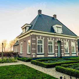 Amsterdam Giethoorn by Mario Chua - Buildings & Architecture Homes ( building, travel, landscapes, garden, photography, travel photography,  )