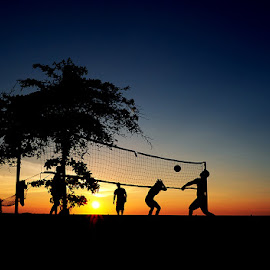Beach Volleyball by Kibor Qb - Sports & Fitness Other Sports (  )
