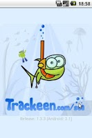 Screenshot of Trackeen Fishing and Diving Ed