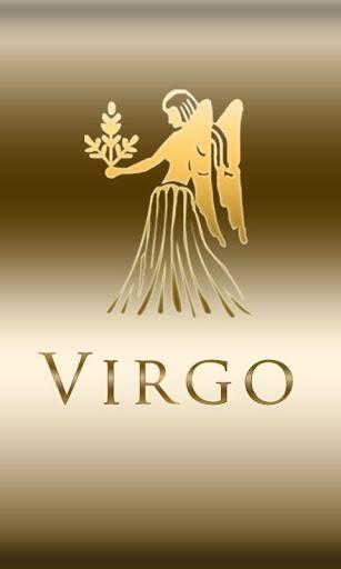 Virgo Zodiac Gold WP