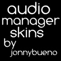 Audio Manager Skin: Incredible icon