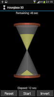 Screenshot of Hourglass 3D