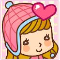 카톡테마 커플테마 여자 (커플용) icon