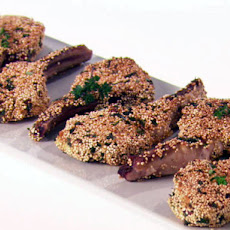 Quinoa and Herb Crusted Lamb
