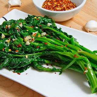 Broccoli Rapini Recipes